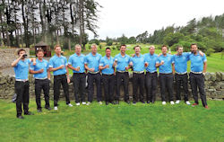 Golf Societies :: STEP 7 - Team uniforms
