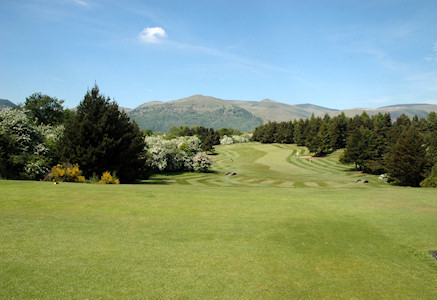 Alloa Golf Club (Schawpark)