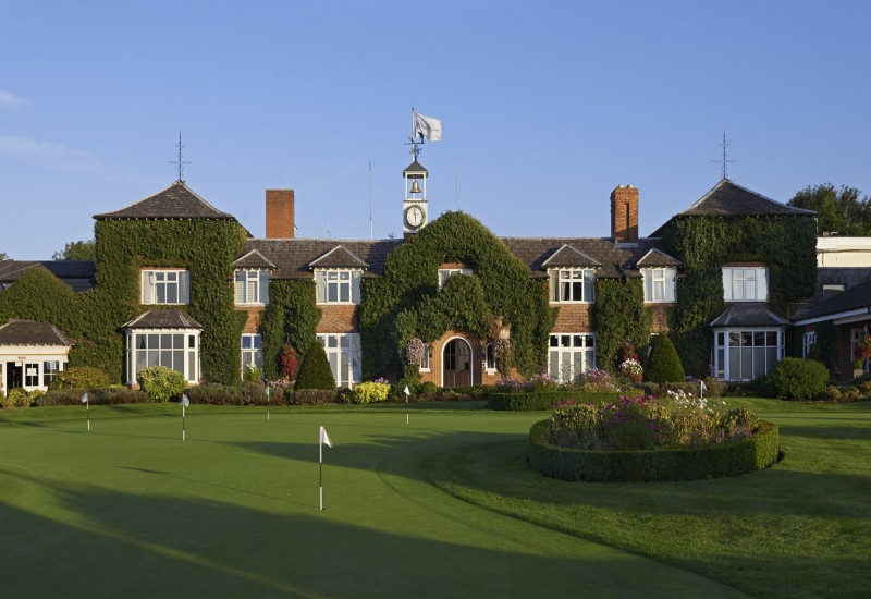 The Belfry, voted England's Best Golf Course