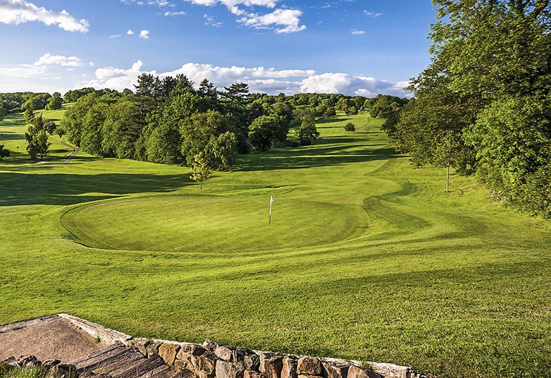 Marriott Breadsall Priory Hotel  & Golf Club