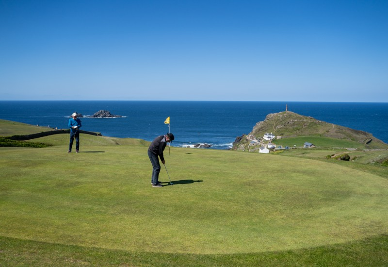Cape Cornwall Club
