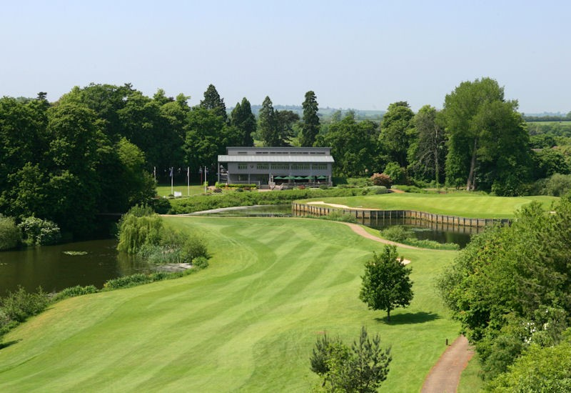 Collingtree Park Golf Course