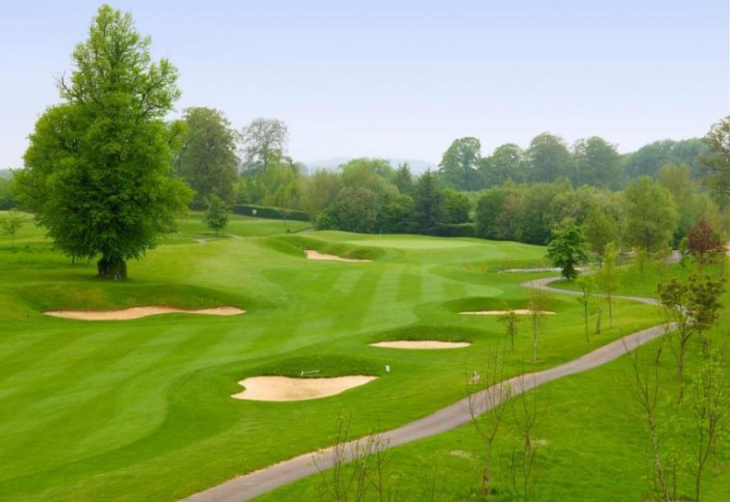 Donnington Grove Hotel Golf & Country Club