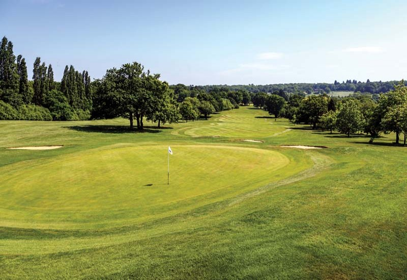Hartsbourne Golf & Country Club