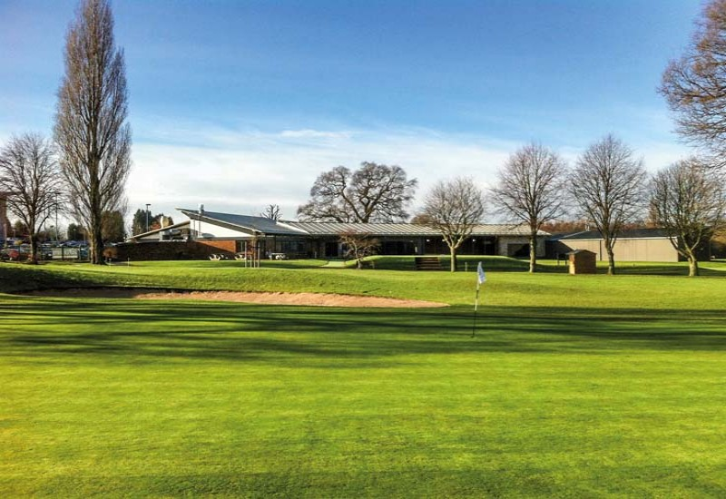 Hatchford Brook Golf Club