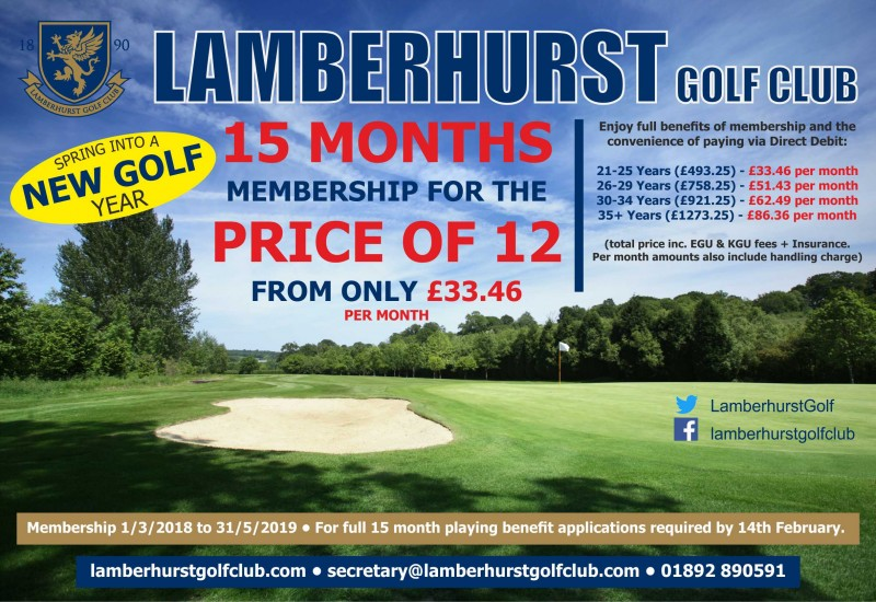 Lamberhurst Golf Club