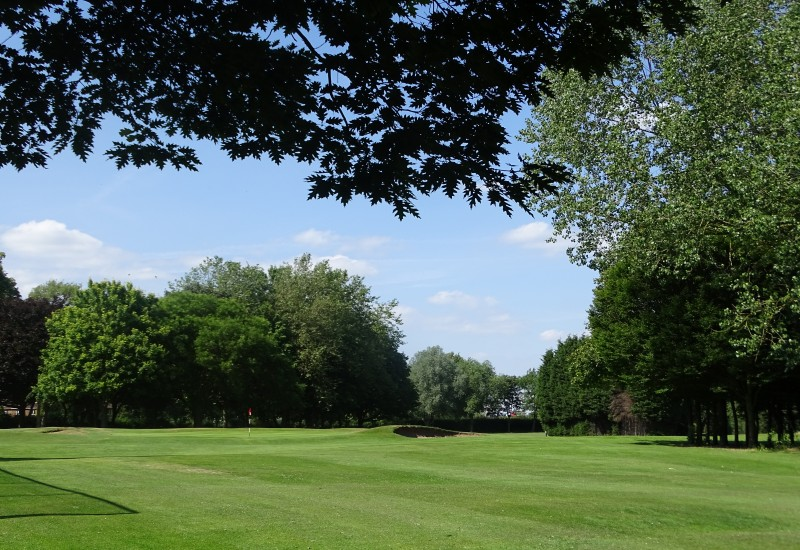 Sinfin Golf Course