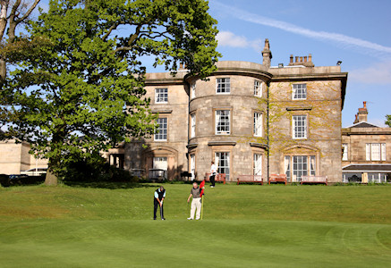 Shaw Hill Golf and Spa Hotel