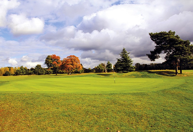 The South Buckinghamshire Golf Club
