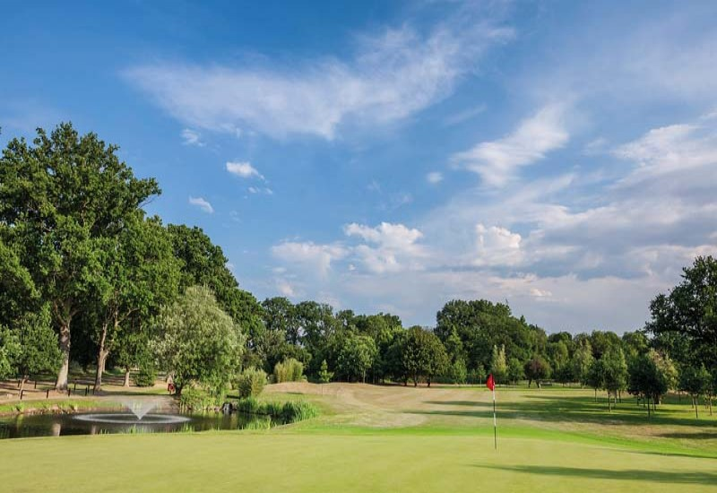 Sprowston Manor Golf Club and hotel