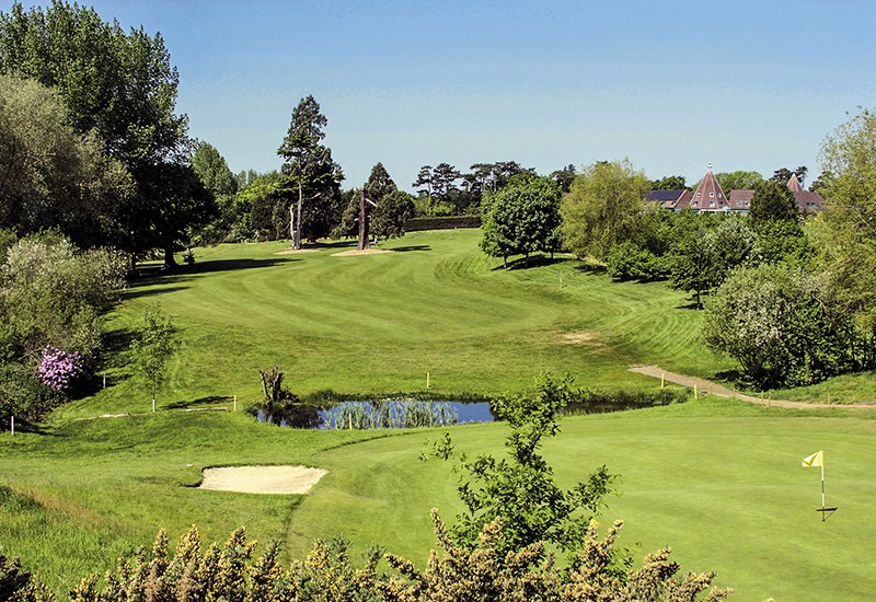 Ufford Park Hotel Golf & Leisure