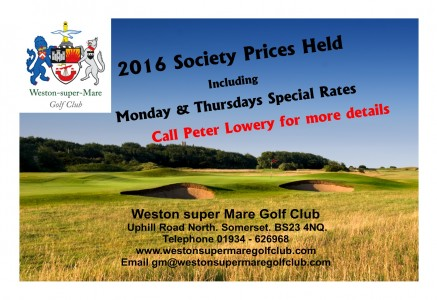 Weston super Mare Golf Club