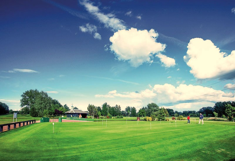 Wyboston Lakes Golf Centre